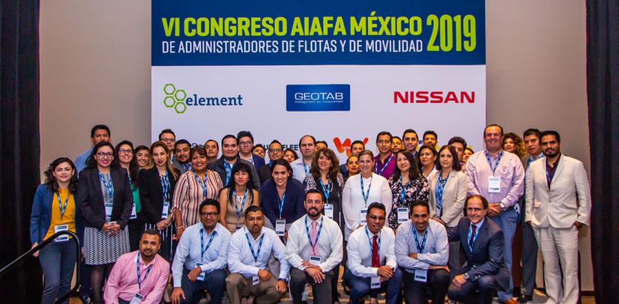 Nueva edición del Congreso AIAFA México de Administradores de Flotas y de Movilidad