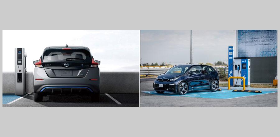 Nissan y BMW añaden sus puntos de recarga a Google Maps