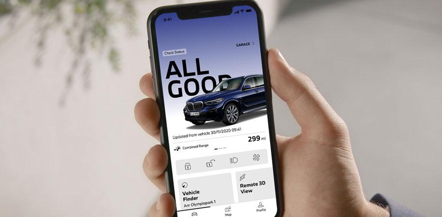 Llega a México la nueva generación de apps para clientes de BMW y Mini