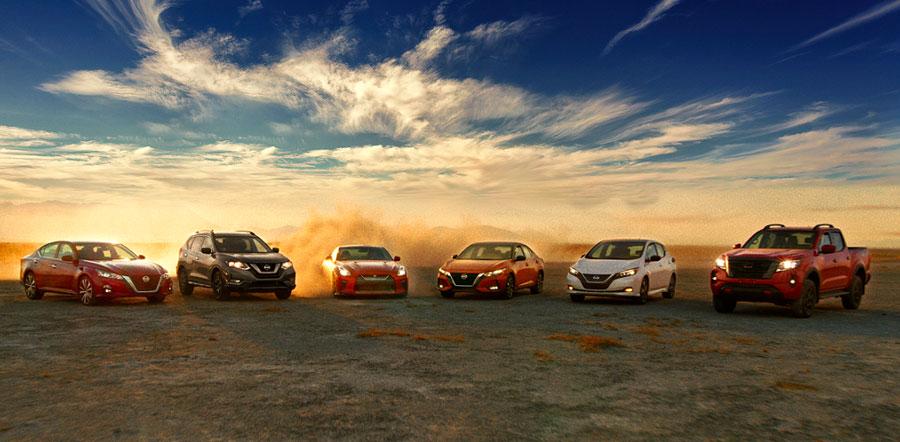 Nissan celebra 60 años de presencia en México